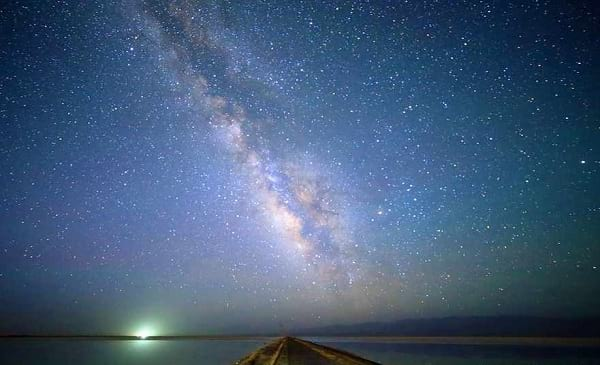 دریاچه نمک چاکا (7)
