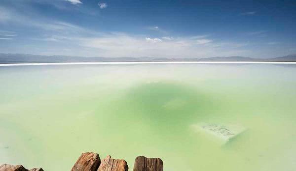 دریاچه نمک چاکا (8)