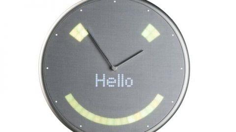 طراحی یک ساعت دیواری همه فن حریف