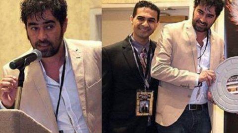 شهاب حسینی، برنده جایزه بهترین بازیگر و کارگردان جشنواره جهانی امریکا