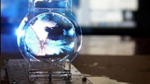 ژاپنیها نازکترین صفحه نمایش جهان را با حباب صابون ساختند!