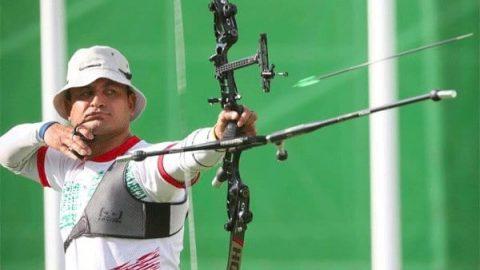 چهارمین مدال طلای کاروان ایران بدست آمد/ رحیمی مرد طلایی ریکرو