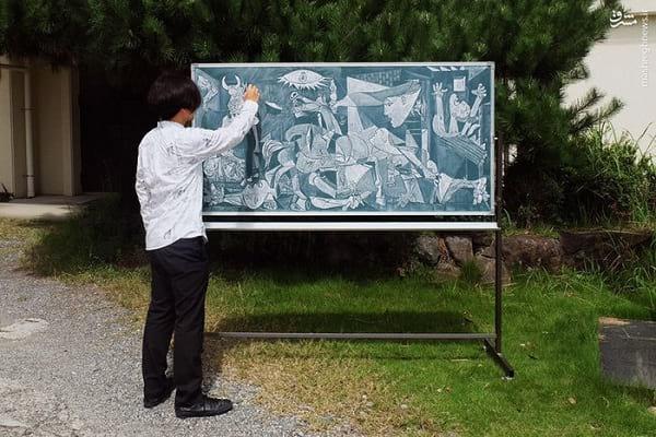 نقاشی های خارق العاده (4)