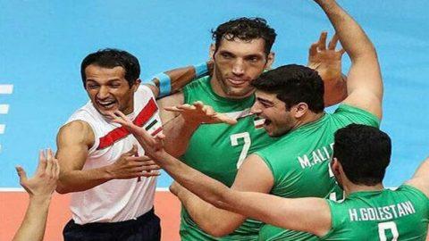 والیبال نشسته ایران برزیل را برد و فینالیست شد