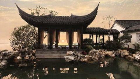 گران ترین عمارت سنتی چین!