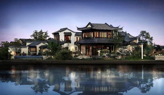 گرانترین عمارت سنتی چین (2)