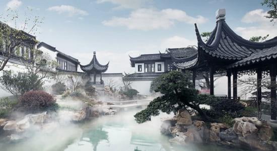 گرانترین عمارت سنتی چین (6)
