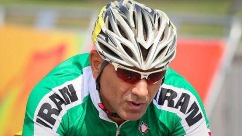 حادثه مرگبار برای رکابزن پارالمپیکی ایران