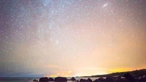 زیباترین تصاویر از آسمان پر ستاره و کهکشان راه شیری