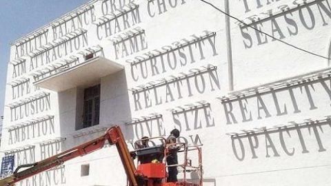 هنر خیابانی و تایپوگرافی!