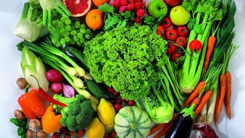 ۵ میوه و سبزی که باید با پوست مصرف شود!