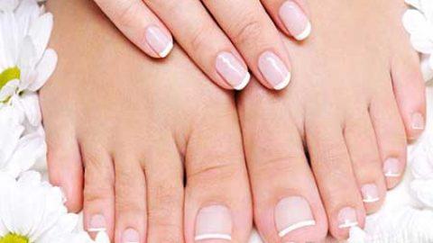 پوست دست و پاهایتان را با روش های خانگی مانند برف سفید کنید