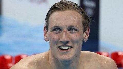 یک هوادار به شکلی جالب زندگی قهرمان المپیک را نجات داد