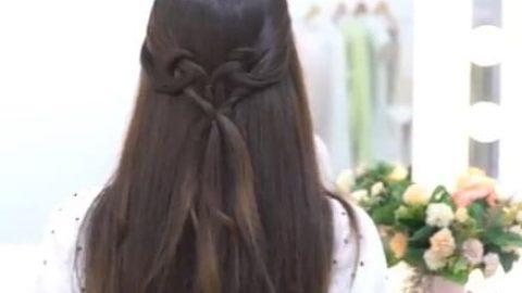 مدل موی پروانه ای (ویدئو)