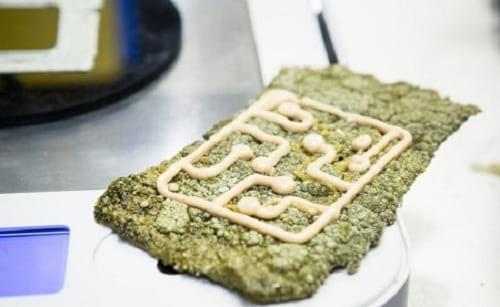 چاپ سه بعدی غذا (1)