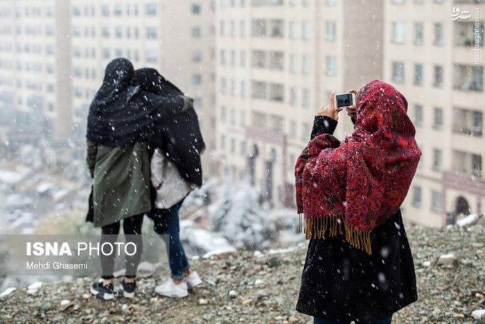 بارش برف و باران (6)