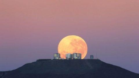 بزرگ ترین و درخشان ترین ماه را ۲۴ آبان ببینید