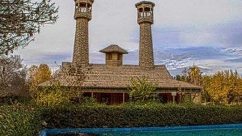 دهکده چوبین؛ منطقهای بینظیر در نیشابور