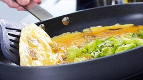 طبخ غذا با حرارت زیاد باعث بیماری می شود