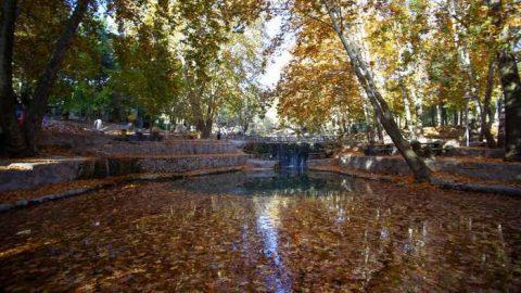 طبیعت پاییزی خراسان شمالی