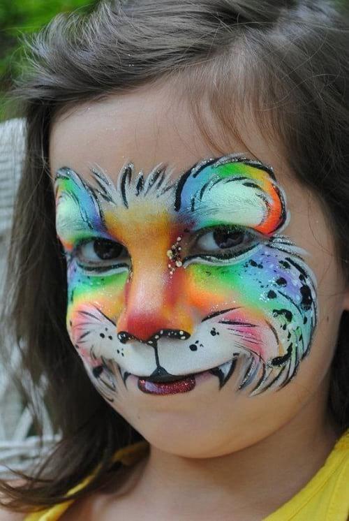 نقاشی صورت (18)