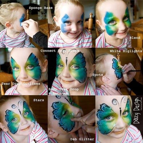 نقاشی صورت (3)