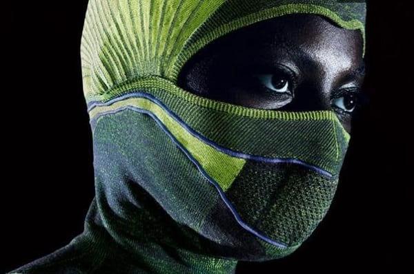 کلاه تولید کننده گرما ویژه دوندگان و اسکی بازان!