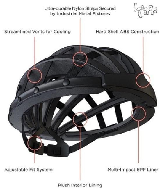 کلاه دوچرخه سواری (3)