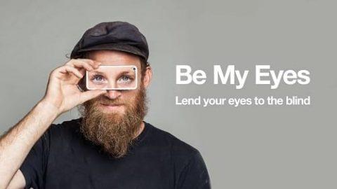 چشمهایتان را به نابیناها قرض دهید!