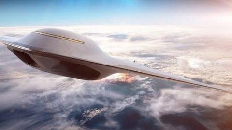 پرواز دو ساعته از لندن تا نیویورک با نسل آینده جت فضایی ناسا!