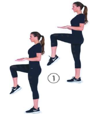 ۴ حرکت ورزشی برای شارژ کردن بدن در صبح