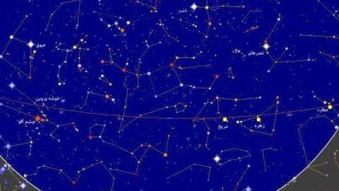 حکایت شب یلدا از زبان نجوم