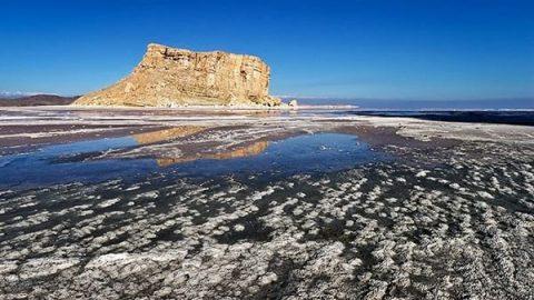 حال این روزهای دریاچه ارومیه