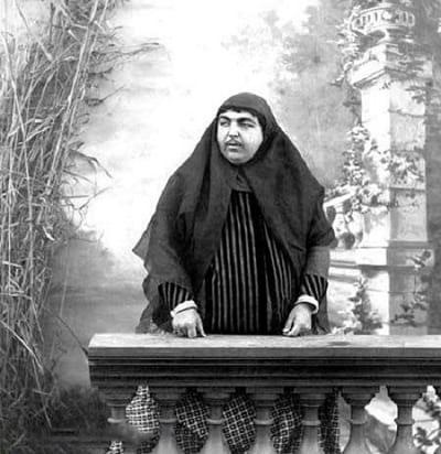 دلیل چاق بودن زنان در دوره قاجار چه بوده است؟