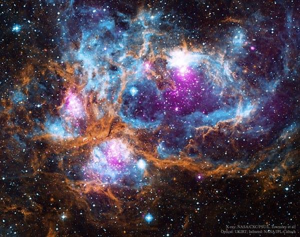 در سرزمین عجایب ستاره ها