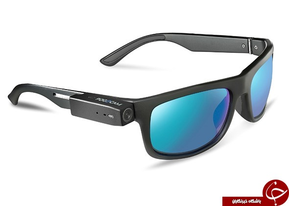 PogoTec Sunglasses with PogoCam