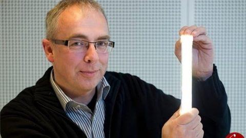 کممصرفترین لامپ جهان ساخته شد!