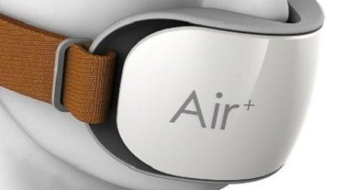 ماسک هوشمندی که می گوید نفس بکشید!