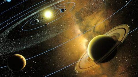 فرضیه ای جدید برای شکلگیری منظومه شمسی!