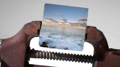 بدون افت کیفیت حجم، تصاویرتان را کاهش دهید!
