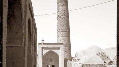 کویرنورد سوئدی در ایران عصر قاجار