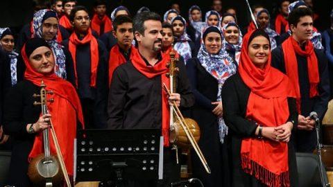 شب اول جشنواره موسیقی فجر به روایت تصویر!