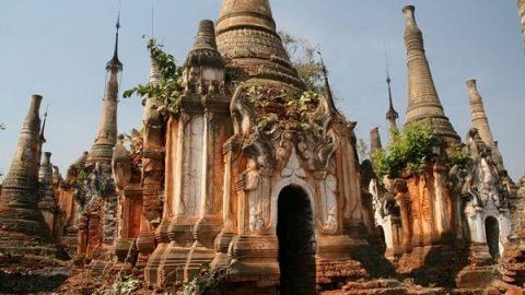 دهکده عجیب و غریب میانمار