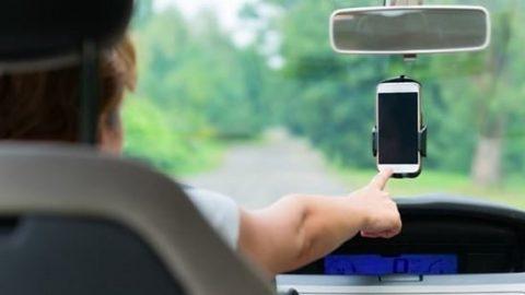 رانندگی ایمن با یک اپلیکیشن جدید!