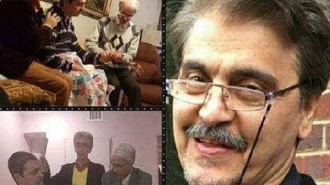 مجری سرشناس تلویزیون ایران به سوگ نشست