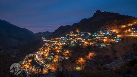 گزارش عکاس ایتالیایی از روستاهای ایران
