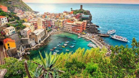 زیباترین و رمانتیک ترین شهرهای ایتالیا!