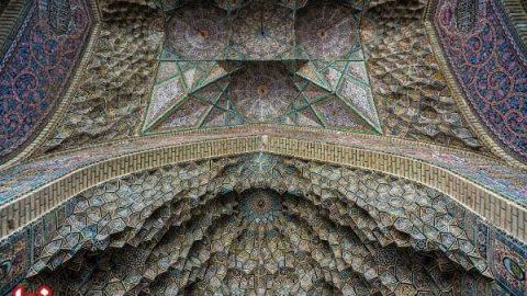 تصاویر عکاس ایتالیایی عاشق هندسه از ایران