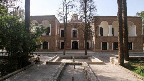 عمارت هرندی راوی موسیقی و تاریخ!