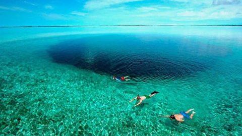 مخوف ترین گودال های آبی جهان